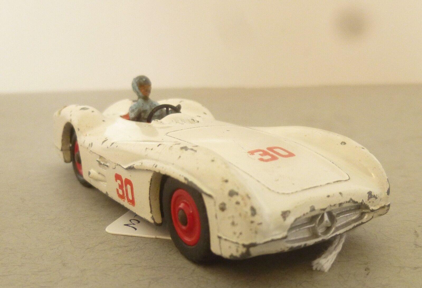 Dinky Toys Mercedes Benz W196 Racing Car 1960's Post War Dinky Toys Racing Car