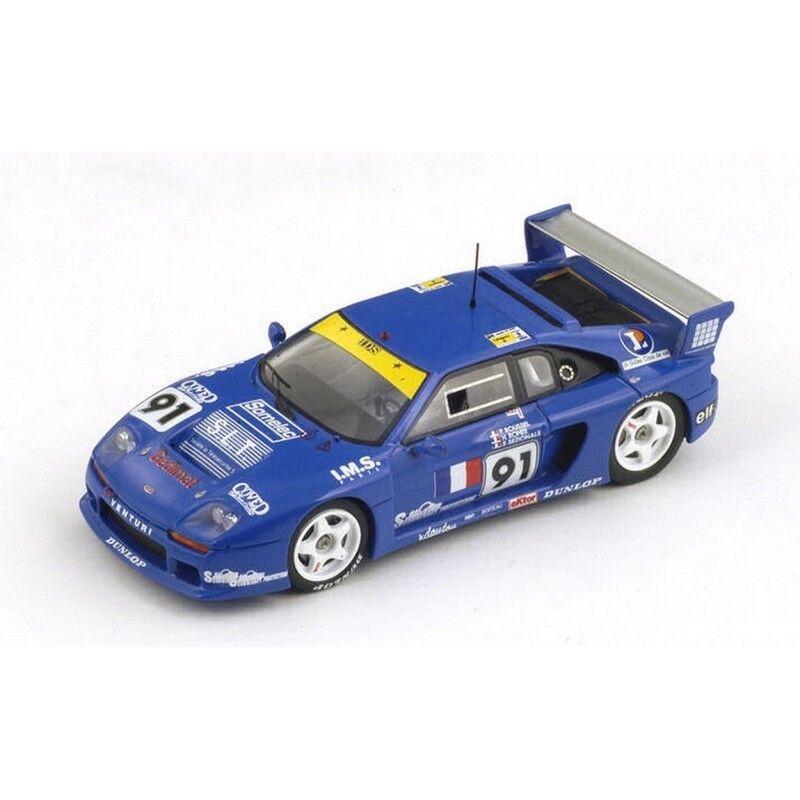 Funke - modell s2276 venturi - 500 - n.91 28. lm 1993 roussel-sezionale-rohee 1 43