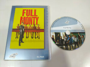 Full-Monty-Peter-Cattaneo-DVD-Espanol-English-Region-2