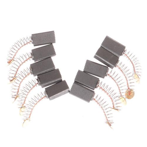 10pcs//set  5*8*15mm Electric Tool Angle Grinder Carbon Brushes For Bosch 20J BL