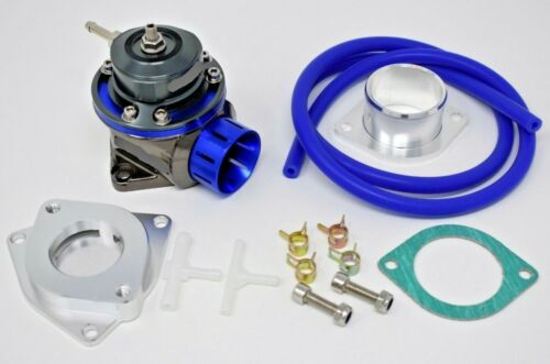 Type FV Blow Off Valve For Hyundai Genesis Coupe 2.0T BOV W// Adapter Flange