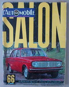 L-039-AUTOMOBILE-n-246-SALON-DE-L-039-AUTO-1966