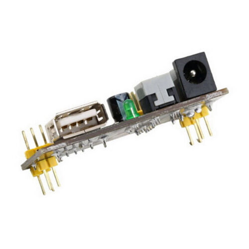 MB-102 Test Circuit Solderless Breadboard Protoboard 830 Tie Punkte 2 Busse