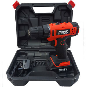 18V-1300MaH-Cordless-Drill-Driver-Set-Combi-Lithium-Ion-Screwdriver-Light-Case