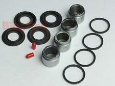 Vauxhall Vectra B REAR Brake Caliper Seal & Piston Repair Kit (2) BRKP108