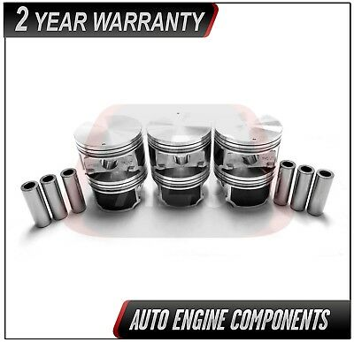 Ford Mercury Mazda 4.0L ohv /& sohc NPR engine piston rings standard size