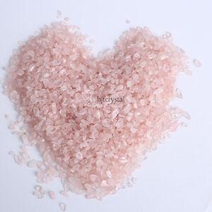 Wholesale-200g-Bulk-Tumbled-Stone-Rose-Pink-Quartz-Crystal-Healing-Reiki-Mineral