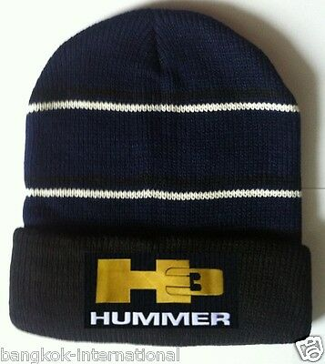 HUMMER H3  BEANIE  LOGO IN BRODERY 100% COTTON SISE EXENTISIBLE