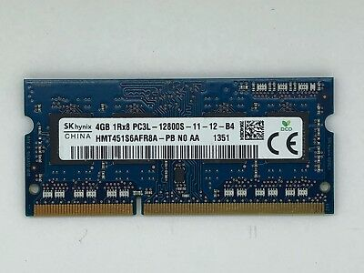 C55-A5300 C55-A5249 B13 4GB Memory RAM for Toshiba Satellite C55-A5220