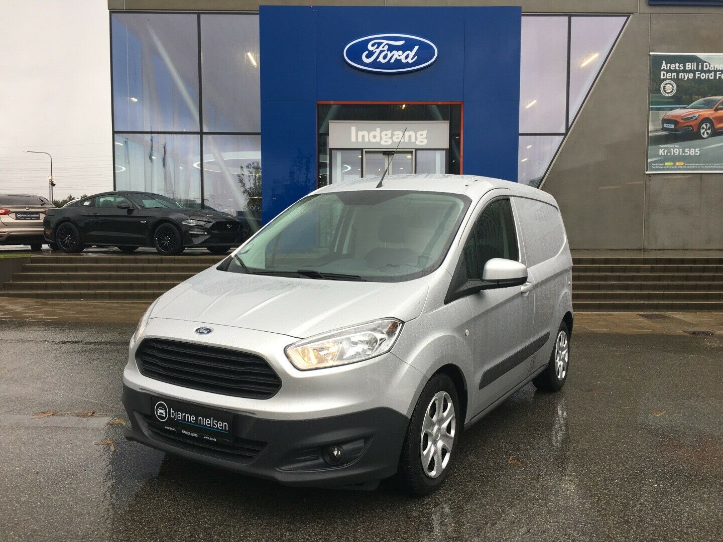 Ford Transit Courier 1,0 SCTi 100 Trend Van
