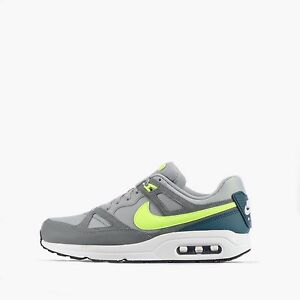 Men's Nike AIR MAX COMMAND WOLF GREYVOLT BLACK COOL GREY 629993 047 Brand New | eBay