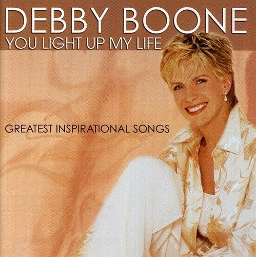 Debby Boone - You Light Up My Life: Greatest Inspirational Songs [New CD] Manufa