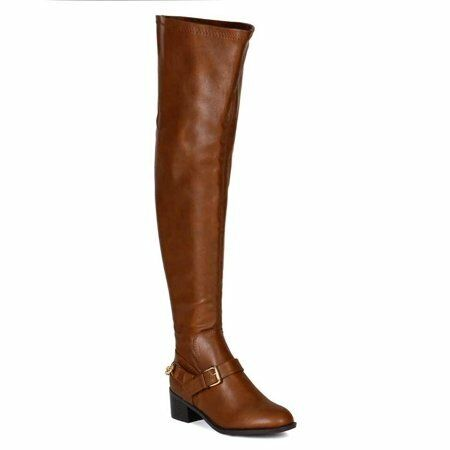 Breckelles Capital-16 Over the Knee Boots Women/'s Shoes