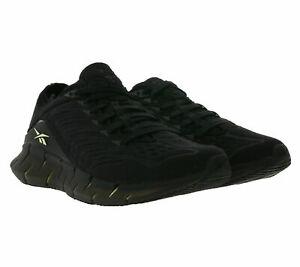 Reebok Zig Kinetica STREET-Chaussures Hommes Fitness-Chaussures Avec Semelle Cool Noir
