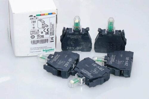 1 Stück Schneider Electric ZBVB1  LED-Modul Ø 22 Integral LED weiß 24 V