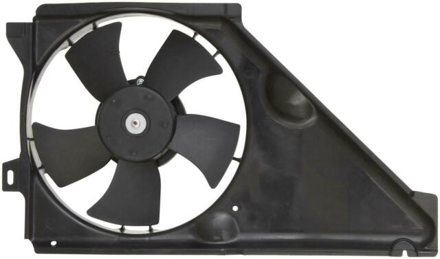 New Dual Radiator Condenser Fan Assembly Fits Ford Tempo