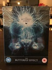 The Butterfly Effect Steelbook Blu-Ray- Brand New Region B- Ships from USA