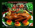Game and Fish Mastery Library: Ducks and Geese Vol. 4 by S. G. B., Jr. Tennant (1999, Hardcover, Teacher's Edition of Textbook)