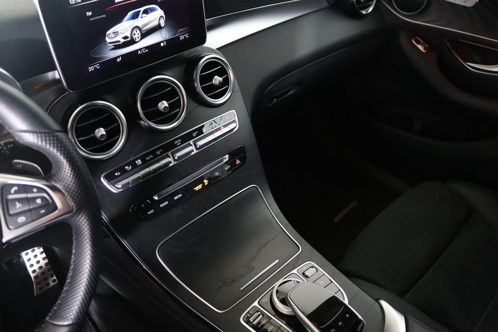 Mercedes GLC350 d 3,0 AMG Line aut. 4Matic - billede 14