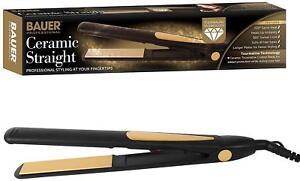 BAUER-230-Ceramic-Tourmaline-Hair-Straighteners-Professional-Salon-Styler-Pro