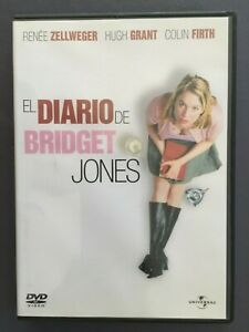 DVD-EL-DIARIO-DE-BRIDGET-JONES-R-Zellweger-Hugh-Grant-Colin-Firth-SHARON-MAGUIRE