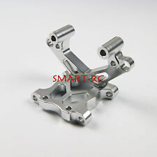 Silver alloy front bulk head for HPI BAJA 5B 5T SS KM Rovan Smart