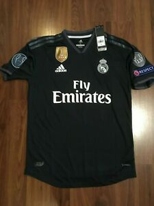 6f7a90bb652 Adidas Real Madrid 2018 19 Away Luka Modric  10 Jersey size S ...