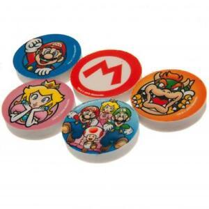 Super-Mario-Eraser-Set-Official-Merchandise