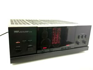 YAMAHA-M-80-Stereo-Power-Amplifier-High-End-500-Watts-RMS-Vintage-1984