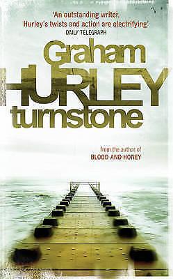 """AS NEW"" Hurley, Graham, Turnstone (Detective Inspector Joe Faraday), Book"