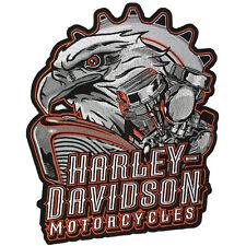 """Harley-Davidson Aufnäher,Emblem """"EAGLE ENGINE"""" Patch, Adler *EM202646* groß"""