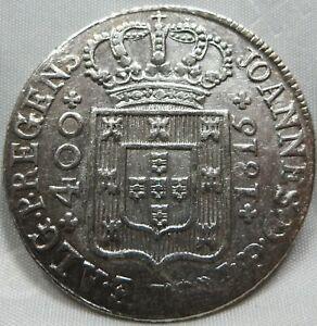 PORTUGAL-400-reis-Pinto1815-AU-Joao-A61