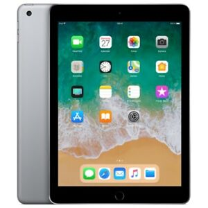 Apple-IPad-9-7-2018-WiFi-WLAN-128GB-space-grey-MR7J2FD-A-iOS-Tablet-PC