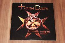 Taking Dawn - Time To Burn (2009) (MCD Promo) (RR PROMO 1181)