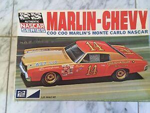 1/25 Marlin Chevy NASCAR By MPC Read Description