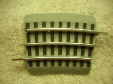 5 Lionel FasTrack 0-36 Quarter Curve Sections # 12023 O Scale VG