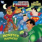 Monster Madness! by Billy Wrecks (Paperback / softback, 2011)
