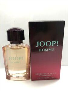 Joop! Homme by Joop! 2.5 oz/75 ml Mild Deodorant Natural Spray Men, As Imaged