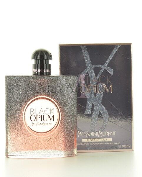 002ccb583c1 Yves Saint Laurent Black Opium Floral Shock For Women EDP 90mL for ...