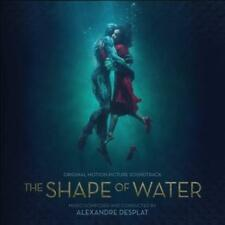 OST - The Shape of Water ORG 2018 Coloured Vinyl LP Alexandre Desplat