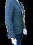Antony-Morato-giacca-blazer-uomo-invernale-MMJA00242-Nero-prezzo-listino-199-90 miniatura 5