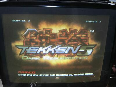 tekken 5 dark resurrection arcade