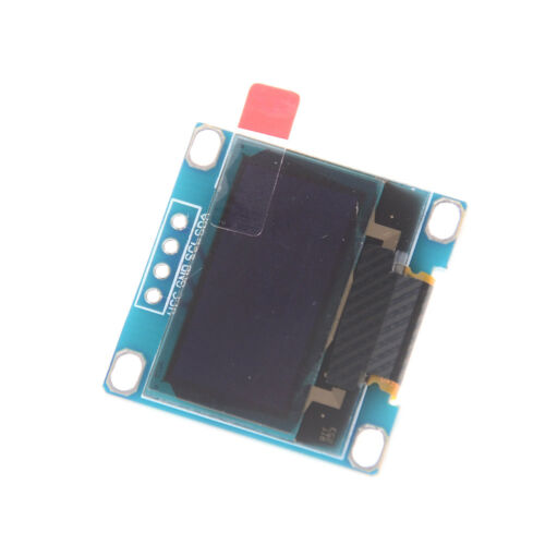 "128*64 0.96/"" I2C serie IIC módulo de pantalla OLED LCD LED Azul para Arduino RR"