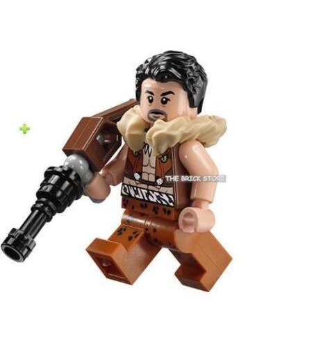 FREE GIFT LEGO SUPER HEROES KRAVEN THE HUNTER FIGURE NEW BESTPRICE