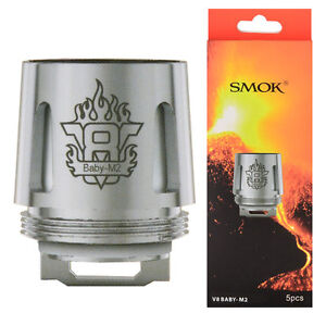 Authentic Smok Stick V8 Kit Coils V8 Baby M2 0 25 Ohm Tfv8 Baby