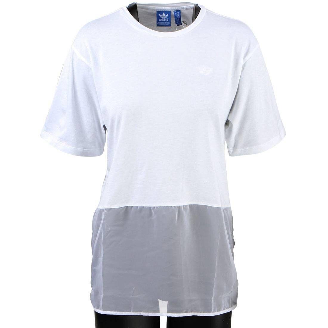 Adidas Women Basketball Tee Dress white