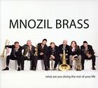 What Are You Doing With the Rest of Your Life by Mnozil Brass (CD, Nov-2008, K.E.C.)
