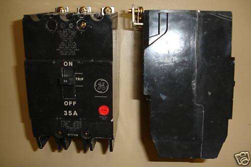 General Electric TEY315 TEY320 TEY325 Circuit Breaker Sameday Pickup or Shipping