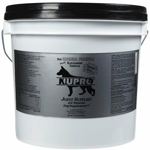 NUPRO SUPPLEMENTS 330045 Joint Support for Pets 20Pound
