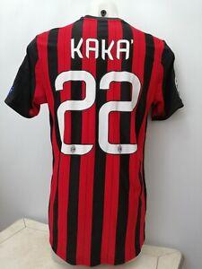 Match worn shirt KAKA 'Milan No Juventus Rome Naples Genoa